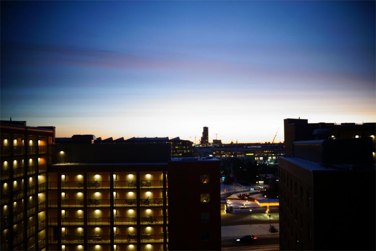 Welfare State in Sweden